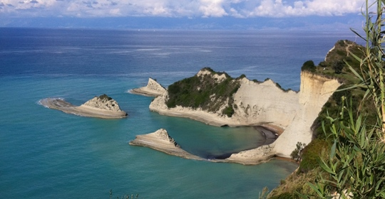 Landeplatz für's Glück!  –  Urlaubsseminar auf Korfu